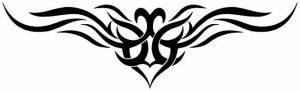 татуировки на крестце